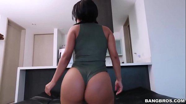 Carolina Rivera Culo Fantástico De Colombiana Nerd