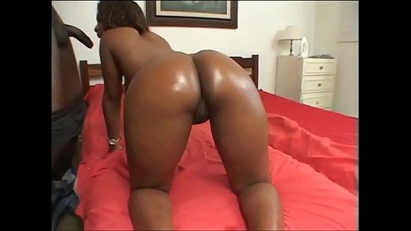 Negra Culona Aceitada Ama El Sexo Anal