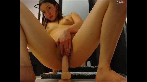 Sexy Gatica De Colombia Se Masturba Por Webcam