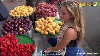 chicas lindas cartagena en la fruteria vienen en busca de polla